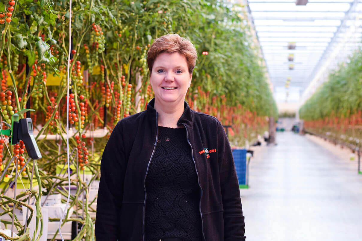 Angelique van Eijk